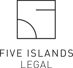 Five Islands Legal Logo